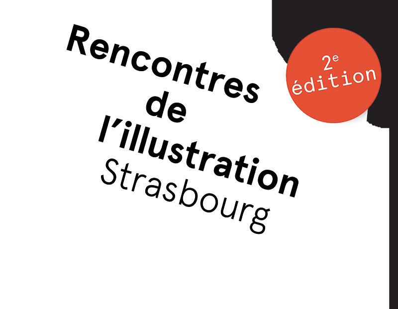 Rencontres de l'illustration Strasbourg